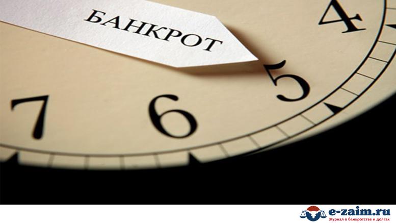 Как физическому лицу признать себя банкротом-2