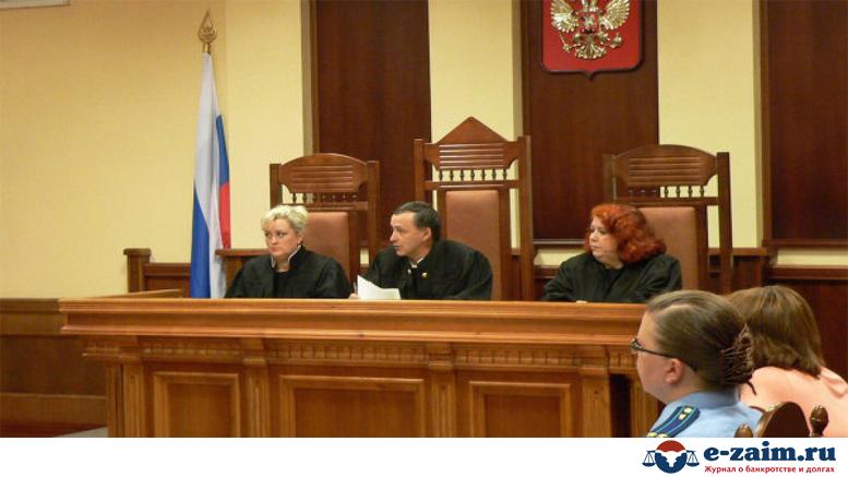Могут ли коллекторы подать в суд на должников-3