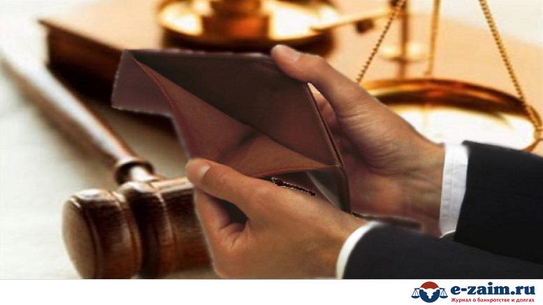 Закон про банкрутство юридичних осіб