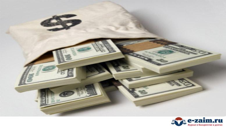 Денежные средства с особого банковского счета должника_1