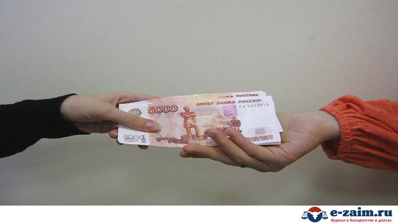 Как без расписки забрать деньги у должника_1