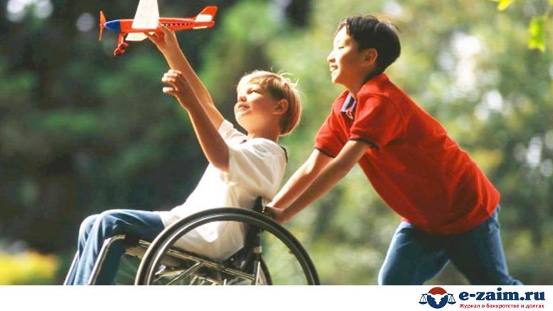 Алименты на ребенка инвалида - взыскание и размер алиментов