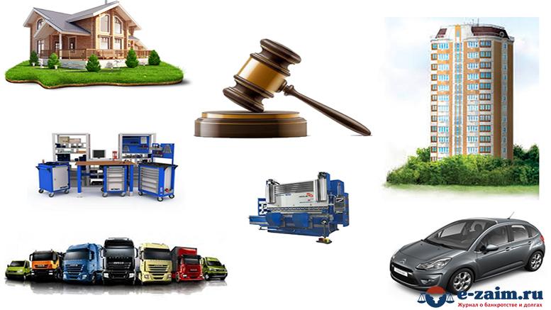Как купить имущество с торгов по банкротству с аукциона Сбербанка_1