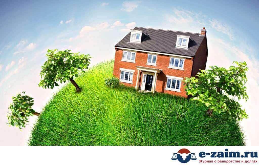 Что такое земельная ипотека